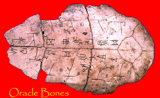 China-Oracle-Bones